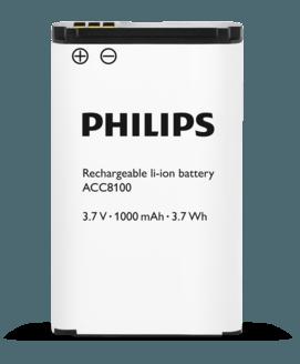 Rechargeable li-ion battery